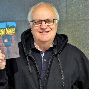 Kirjailijavierailu: dekkaristi Seppo Jokinen