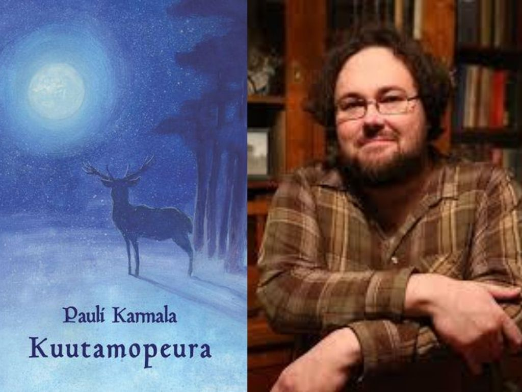 Runoilija Pauli Karmala
